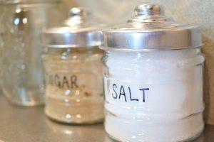 塩分の取りすぎ